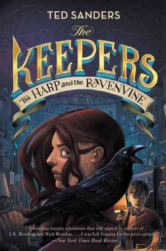 The harp and the ravenvine cover image