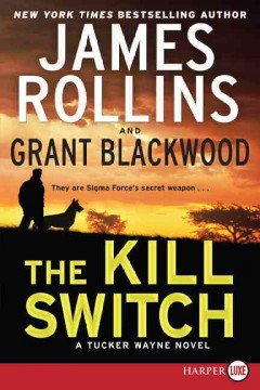 The kill switch cover image