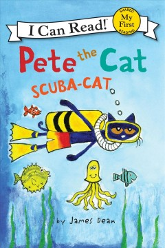 Pete the cat : scuba-cat cover image