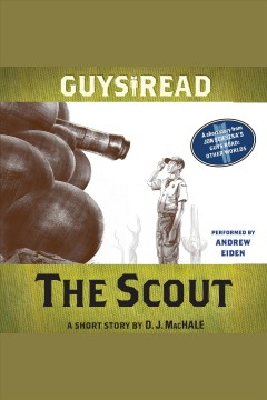 The scout: a short story cover image
