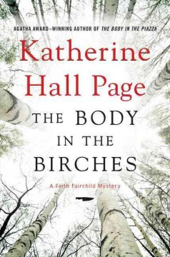 The body in the birches cover image