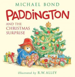 Paddington and the Christmas surprise cover image