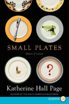 Small plates short fiction cover image