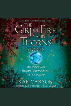 The girl of fire and thorns stories cover image