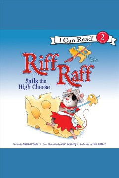 Riff Raff sails the high cheese cover image
