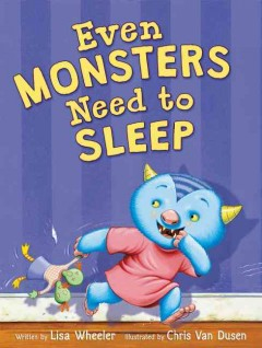 Even monsters need to sleep cover image