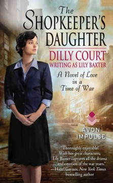The shopkeeper's daughter cover image