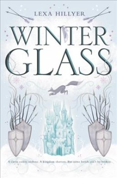 Winter glass cover image