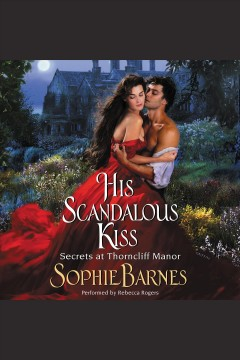 His scandalous kiss cover image