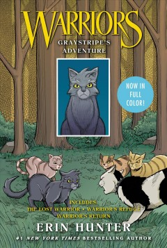 Warriors. Graystripe's adventure cover image