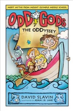 The Oddyssey cover image