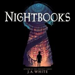 Nightbooks cover image