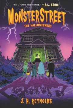 The Halloweeners cover image