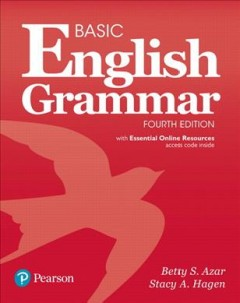 Basic English grammar : with essential online resources cover image
