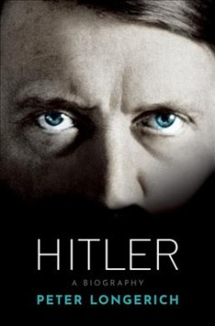 Hitler : a biography cover image