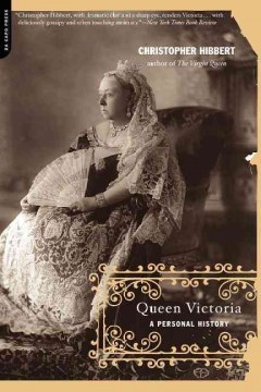 Queen Victoria : a personal history cover image
