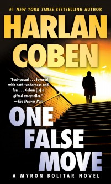 One false move cover image