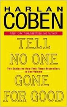 Tell no one gone for good cover image