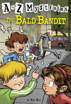 The bald bandit cover image