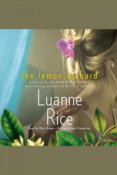 The lemon orchard cover image
