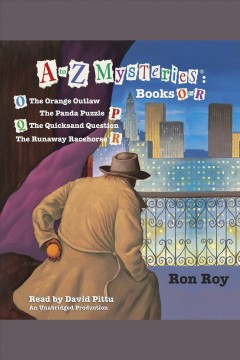 A to Z Mysteries: Books O-R cover image