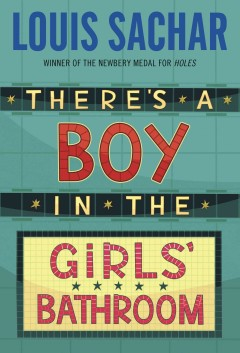 There's a boy in the girl's bathroom cover image