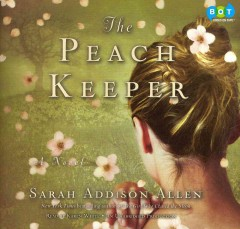 The peach keeper cover image