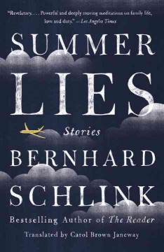 Summer lies cover image