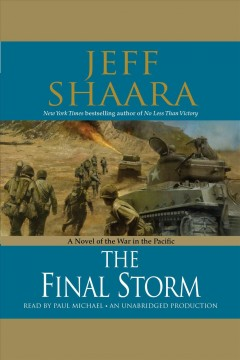 The final storm a novel of the war in the Pacific cover image