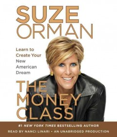 The money class learn to create your new American dream cover image