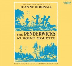 The Penderwicks at Point Mouette cover image