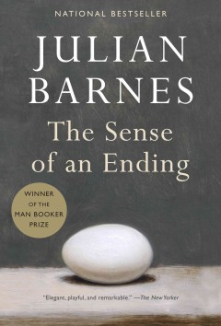 The sense of an ending cover image