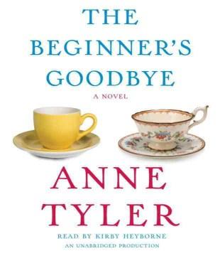 The beginner's goodbye a novel cover image