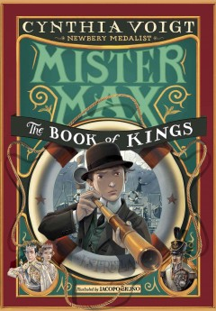 Mister Max 3 the book of kings cover image