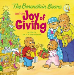 The Berenstain Bears and the joy of giving cover image