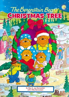 The Berenstain Bears' Christmas tree cover image