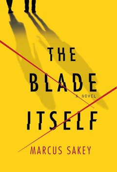The blade itself cover image