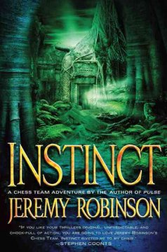 Instinct cover image