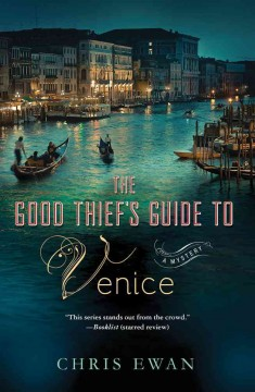 The good thief's guide to Venice cover image