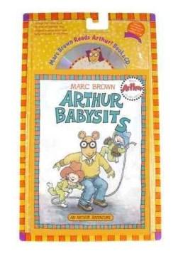 Arthur babysits cover image