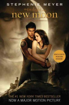 New moon cover image