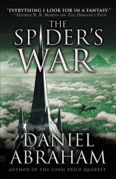 The spider's war cover image