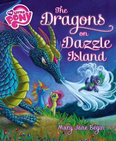 The dragons on Dazzle Island cover image