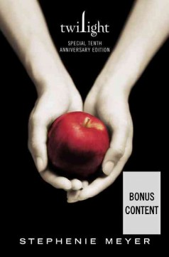 Twilight tenth anniversary edition cover image