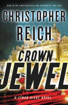 Crown jewel : a Simon Riske novel cover image