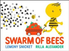Swarm of bees cover image