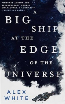 A big ship at the edge of the universe cover image