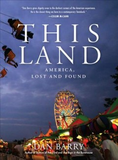 This land : America, lost and found cover image