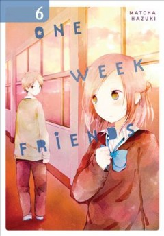 One week friends. 6 cover image