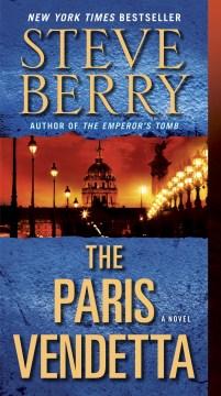 The Paris vendetta A Novel cover image